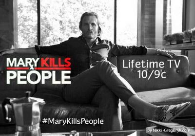 Tonight's the night US fans!! Tune in, live tweet, set your dvrs if you need to....just don't miss the premiere of Mary Kills People.Tonight at 10/9c on Lifetime. Grady is waiting!