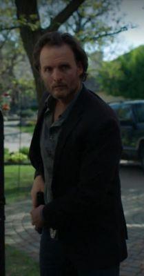 Greg as Detective McPhillips in episode 4 of Channel Zero: The Dream Door