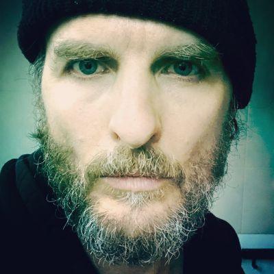The Old Man and the Me. #GreyBeardThePirate ~ Greg Bryk  photo credit: Greg Bryk