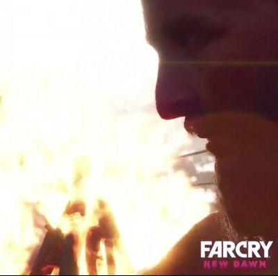 And a great fire will burn away all our sins, except one...#TheFather #FarCrygame #FarCryNewDawn