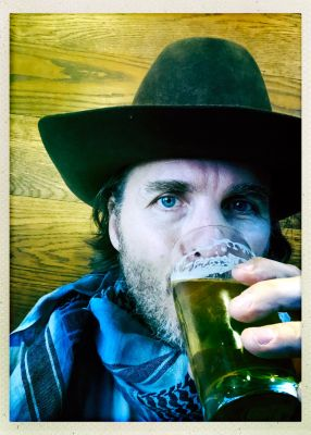 Sunday afternoon,  beer & theatre Photo Credit: Greg Bryk